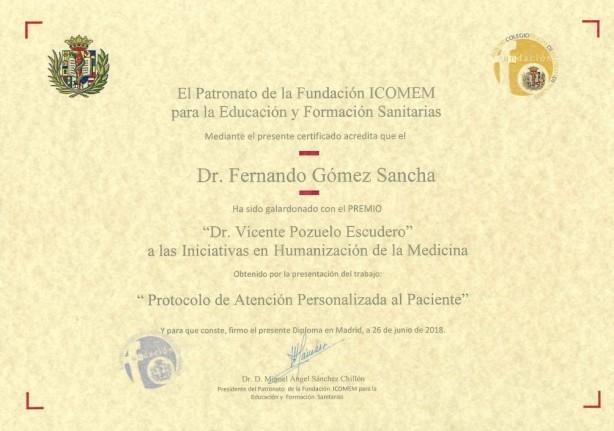 priz Vicente Pozuelo Escudero