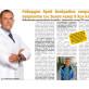 в-к Преса: Рекорден брой безкръвно оперирани пациенти със Зелен лазер