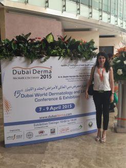 Dubai 2015 дерматология
