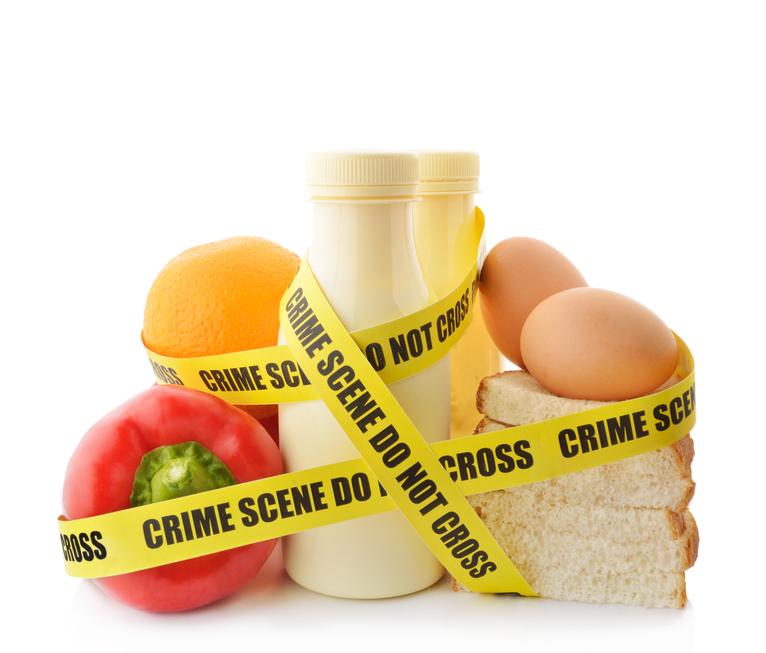 Dangerous food хранителна нетолерантност