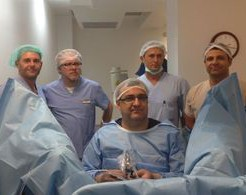 World Premiere of medical equipment happened in Hill Clinic, Sofia