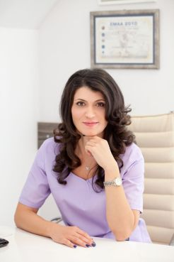 д-р Елеонора Валянова Хил клиник дерматолог