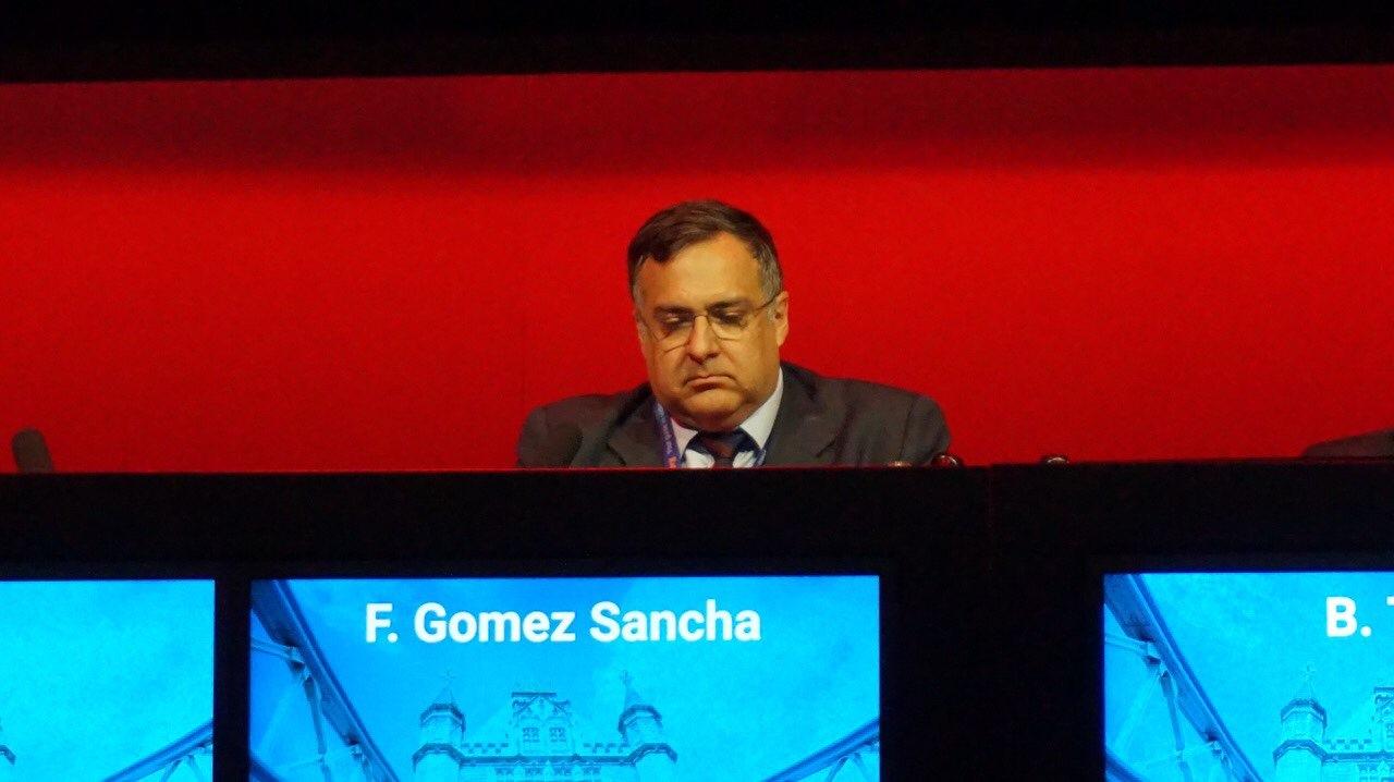 Fernando Gomez Sancha EUA 2017