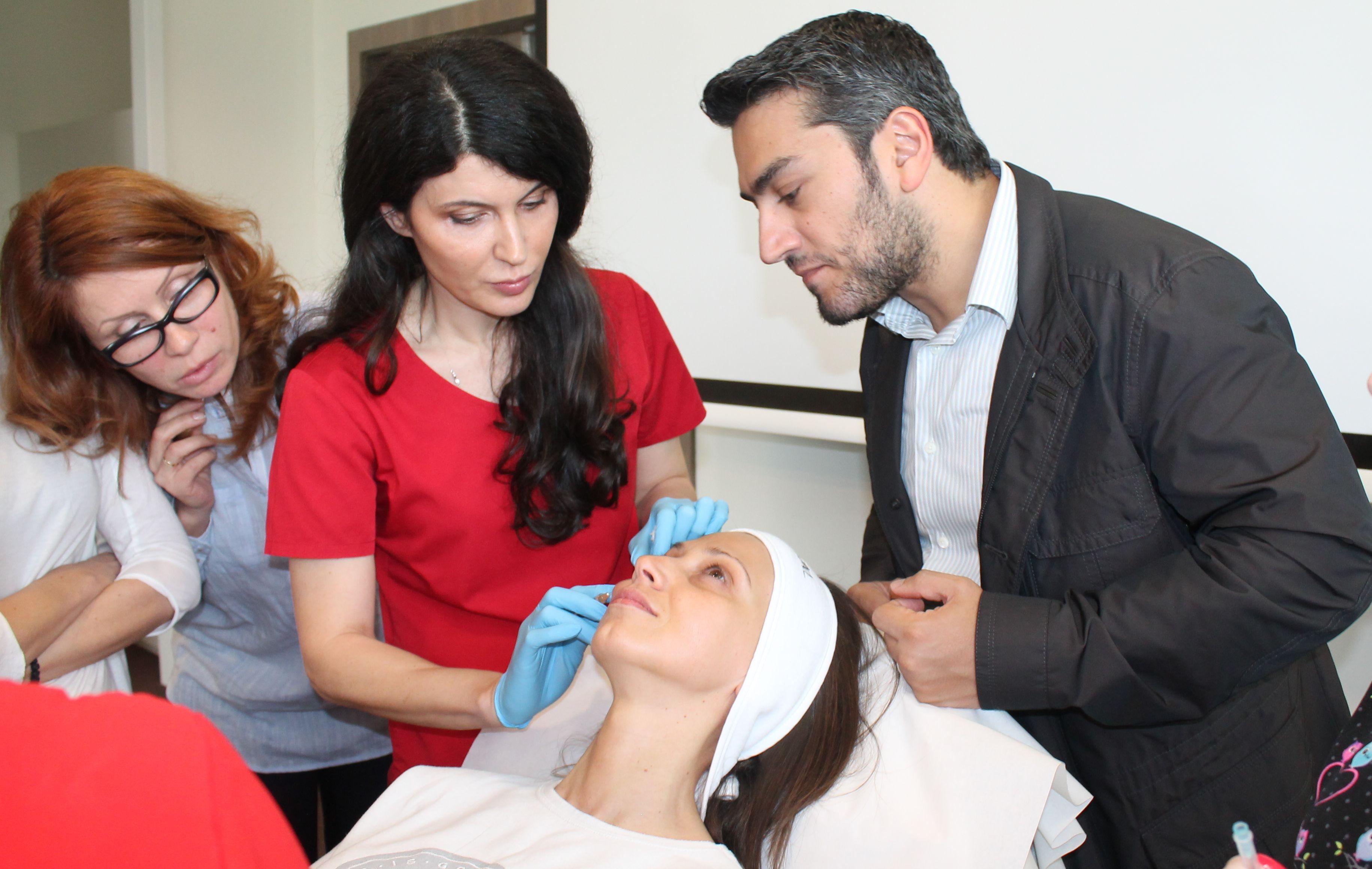 дерматолог Валянова Хил клиник Галадари